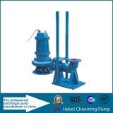 Wq Pompe d'épuration de l'ingénierie d'irrigation avec débit réglable