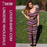 Летом Maxi женщин мода платья одежды (L51262)