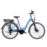 Female Hot Model High 8fun Motor를 위한 28 인치 Electric Bicycle