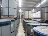 Prepainted Gi Сталь / катушки PPGI / PPGL с полимерным покрытием оцинкованный гофрированный металлического листа крыши в обмотке