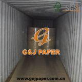 Precio competitivo Blanco/Brwown camisa kraft o papel Testliner