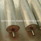 Вал Knurling точности OEM подвергая механической обработке стальной