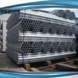 Tubo d'acciaio galvanizzato figura quadrata della sezione