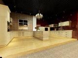 De moderne Witte Keukenkast van het Ontwerp