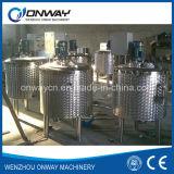 Miscelatore mescolantesi dell'agitatore della soluzione dello zucchero del miscelatore della mescolatrice dell'olio del serbatoio di emulsionificazione del rivestimento dell'acciaio inossidabile di Pl