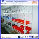 Prateleiras de ângulo com ranhura para itens de uso leve com certificados Ce / ISO