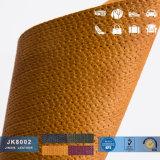 1.2 부대, 단화를 위한 길쌈된 패턴을%s 가진 돋을새김된 4개의 색깔 반 PVC 합성 가죽