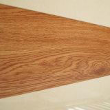 Surface du bois sec retour Revêtement de sol en vinyle PVC