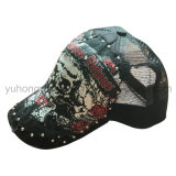 Спорты способа щелкают назад шлем, бейсбольную кепку
