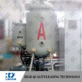 Máquina de moldagem de elastômero de poliuretano