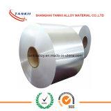 Alemanha Faixa Prata/Branco fita de cobre-níquel faixa prata/alumínio/ fio plana