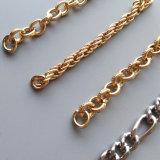 より安く簡単な人の小さいステンレス鋼の鎖のネックレス