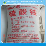Caprolactam-Grad-Ammonium-Sulfat der Landwirtschafts-N21%
