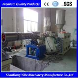 16-500mm PVC/PE TiefbauDränage&Nbsp; Rohr-Plastikstrangpresßling-Zeile
