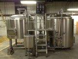 микро- оборудование винзавода пива оборудования заваривать пива корабля 1000L