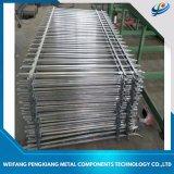 Utiliza el acero recubierto de polvo de hierro forjado, valla de jardín