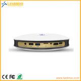 Teatro portátil da roulotte do DLP 1080P ultra HD do projetor do diodo emissor de luz 3D de WiFi dos multimédios