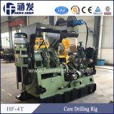 Hf-4t RC hidráulica Máquina de Perforación para la Investigación de la prueba de suelo