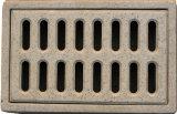 Grille composée de fossé de pluie de FRP pour le circuit de refroidissement de drain