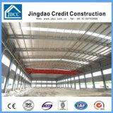 Jdccの容易な低価格のプレハブの鉄骨構造の建物