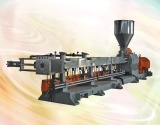 600 rpm; Modelo: XL-75c; 800-1200kgs / H, Extrusora de plástico Twin Scrw