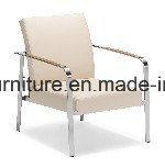 Sofà vivente dell'interno & esterno della mobilia impostato con il blocco per grafici del metallo