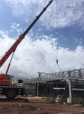 Almacén de materiales/taller personalizado Estructura de acero en el mercado 2018061