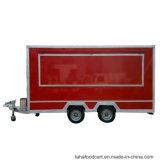 Hot Sale Les aliments commerciaux Panier Le panier alimentaire mobile/de remorque/camions alimentaire