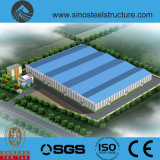 Ce BV ISO SGS Pre-Engineered Almacén de la construcción de acero (TRD-076)