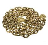 Nacm--90 для сшивания кольцами цепь буксировочная проушина цепи с 2 крючками