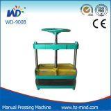 手動出版物機械締め機平らな機械(WD-900B)