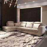 Bens móveis sofá de tecido para mobiliário de sala de estar
