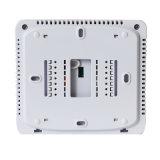 Parte superior da parede digital Digital Personalizado Vs Termóstato programável para bomba de calor