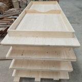 Essere presto 2018 Tabelle di legno di cerimonia nuziale di banchetto di piegatura della fattoria di vendite calde