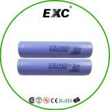 A bateria 3.7V 18650 3000mAh autêntica da bateria a mais barata