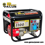 Heiße Verkäufe. China Power Generator 1000W Electric Anfang 220V Aluminium Wire Easy Move mit Wheel