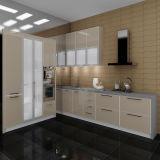 Кремовый УФ MDF для домашней мебели (ZH-942)