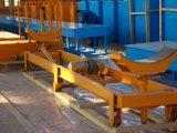 ガラス繊維GRP FRPの管のフィラメントの巻上げ機械