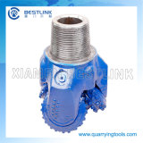 Rubber of Metal Sealed TCI Tricone Bit voor Mining