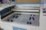 Grabador automático del laser de la cortadora del grabado del laser del CO2 40W para el no metal