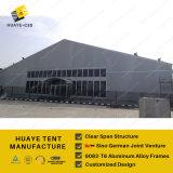 Grandi tende della tenda foranea di evento della sfilata di moda a Lagos