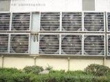 非常に効果的な気流の家畜のガラス工場のための手入れ不要のオートメーションの換気扇