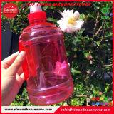 2L OEM-Food Grade фитнес-Joyshaker ПЛАСТМАССОВЫХ ПЭТ бутылку воды с помощью винтов с