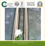 201/304 tubi saldati senza giunte del tubo dell'acciaio inossidabile