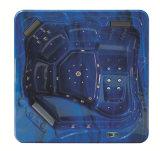 4-6 STATION THERMALE carrée extérieure acrylique de tourbillon de massage de Balboa de personnes