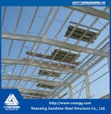 Luz da estrutura de aço soldado Estrutura de aço para construção de habitação