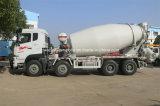 Sinotruk 15 Cbm 구체 믹서 트럭