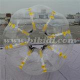Верхний футбол пузыря сбывания TPU, шарик пузыря футбола малышей для футбольной игры D5053