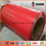 カラー上塗を施してあるアルミニウム版の中国の製造業者