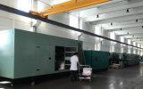 200kVA 160kw Reserveleistungs-BRITISCHER Motor-Dieselgenerator-leiser Typ